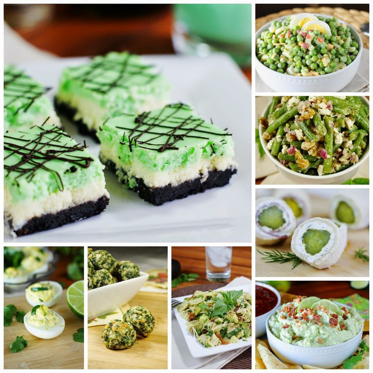 Green Foods on The Kitchen is My Playground