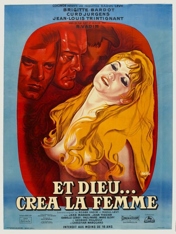 Et dieu... crea la femme (1956), directed by Roger Vadim