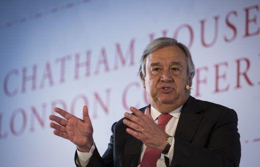 10 Facts About UN Secretary-General Antonio Guterres