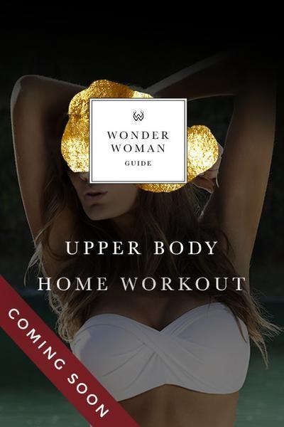 Wonder Woman Upper Body Workout Guide