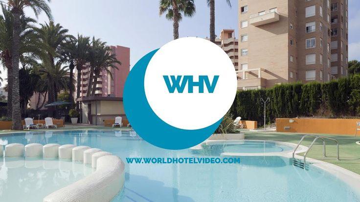 Holiday Inn Alicante Playa de San Juan Spain (Europe) https://youtu.be/4RVFN1qzZlE