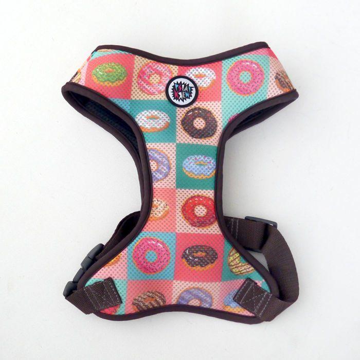 Szelki dla Psa Oddychające Bez uciskowe Wygodne Ultramiękkie Psiakrew Pycha Donut – Cena   sklep internetowy Psiakrew
