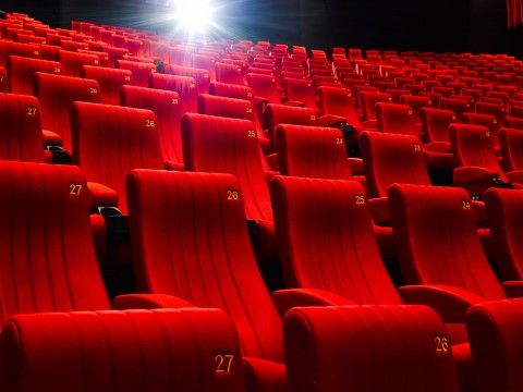 Paragon 588 cinema seat at Jin Men Cinema