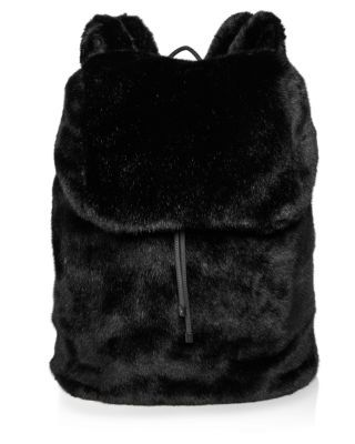 FENTY Puma x Rihanna Limited Edition Faux Fur Backpack - 100% Bloomingdale's Exclusive | Bloomingdale's
