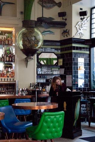 The John Dory Oyster Bar - New York, NY