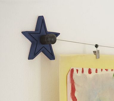 Star Art Cable #PotteryBarnKids