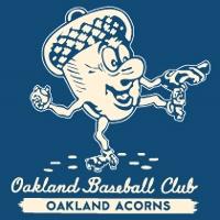 Oakland Acorns 1954 T-Shirt