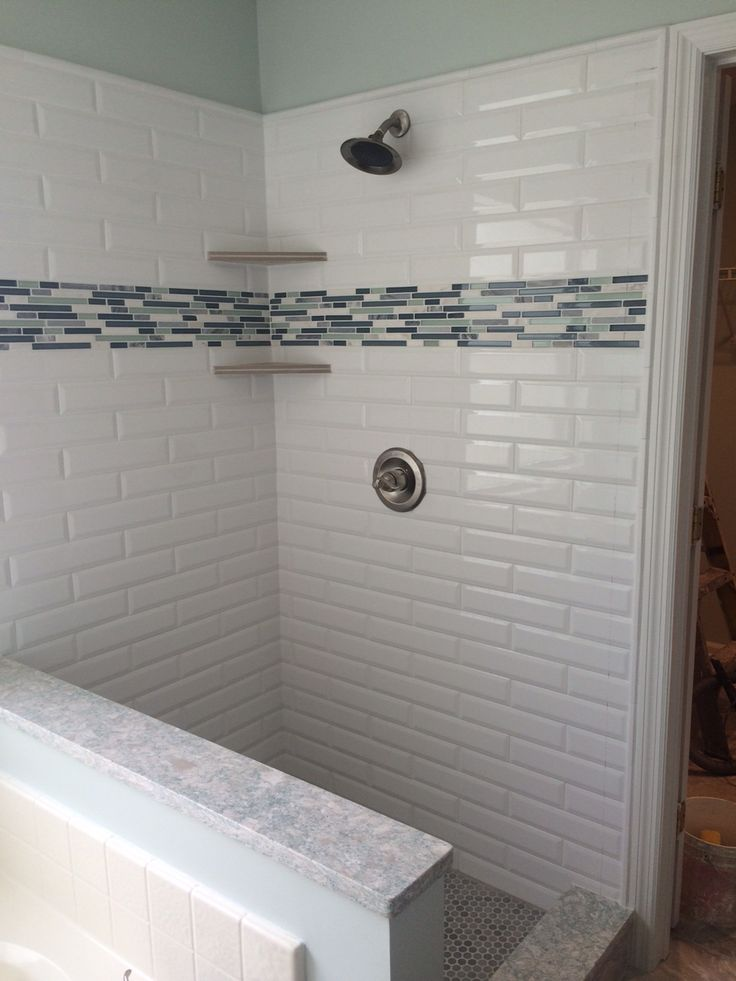 Selecting Shower Tile Tips And Tricks White Subway