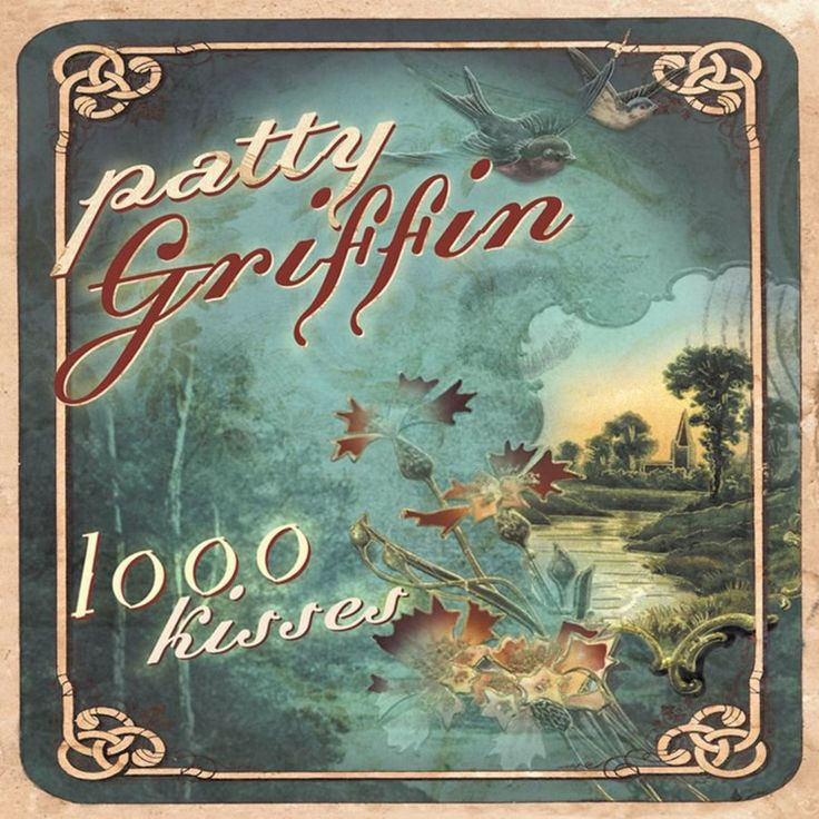 Patty Griffin - 1000 Kisses on LP + Download