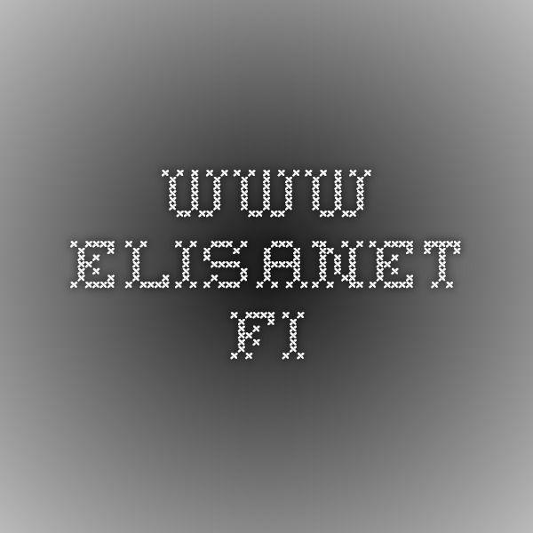 www.elisanet.fi