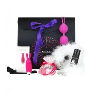 Amorotica.com   Tienda Erótica  Adrien Coffret D´Adrien Purple