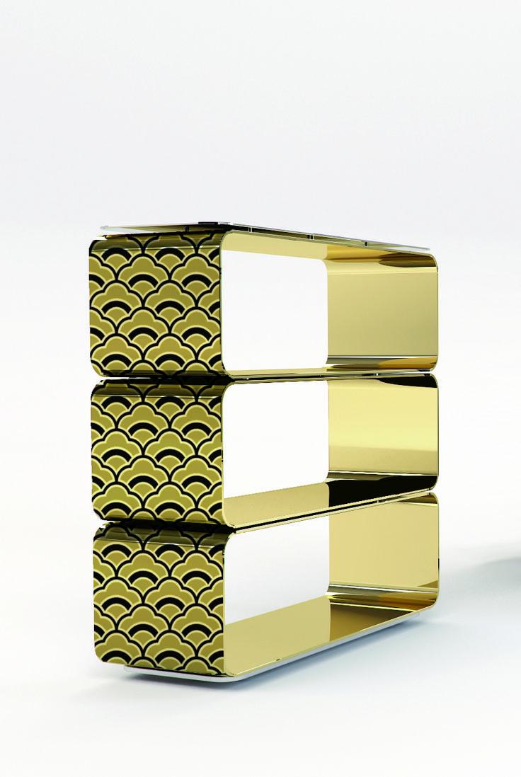 179 best Aluminium design images on Pinterest   Bureaus, Accent ...