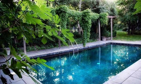 SWIMMING POOLS the new design inspiration from Eckersley Garden Architecture 1