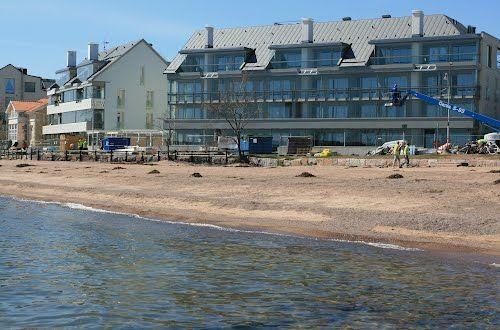 Hanko beach, Finland Photo: Markus Nikkilä