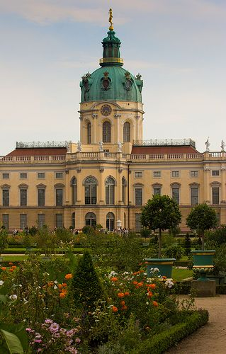 Schloss Charlottenburg Gardens III-- must revisit these remarkable gardens!