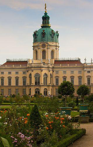 Schloss Charlottenburg Gardens III
