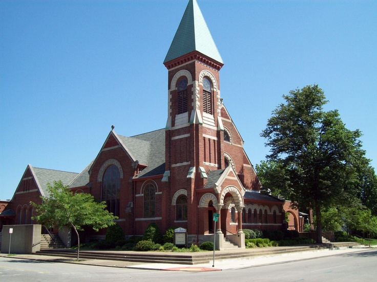 St John Presbyterian Church New Albany Indiana I Grew Up Worshipping In This
