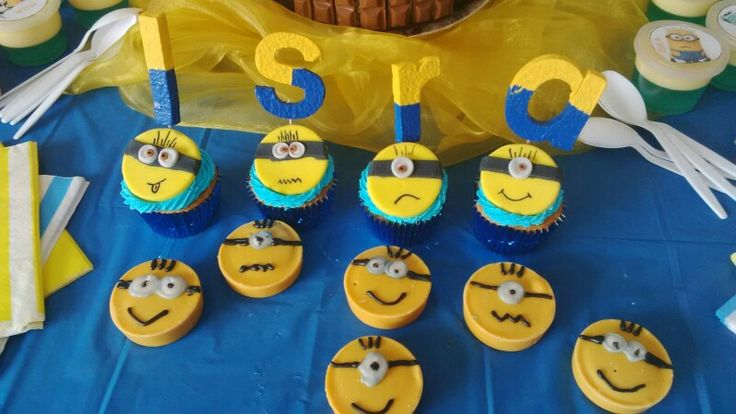 Oreo minion chocolate