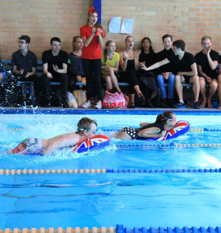 The Australian Ballet School Swimming Carnival 2015