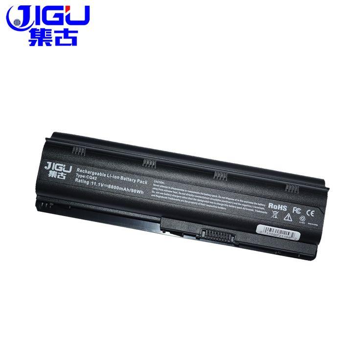 Jigu 12 ячеек Батарея для HP Pavilion dv3 DM4 dv5 dv6 dv7 G4 G6 G7 ...