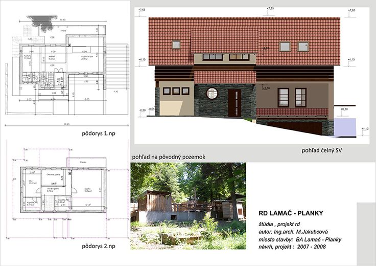 Forest House - by ARCline studio #modernhouse, #architekture, #homedesign
