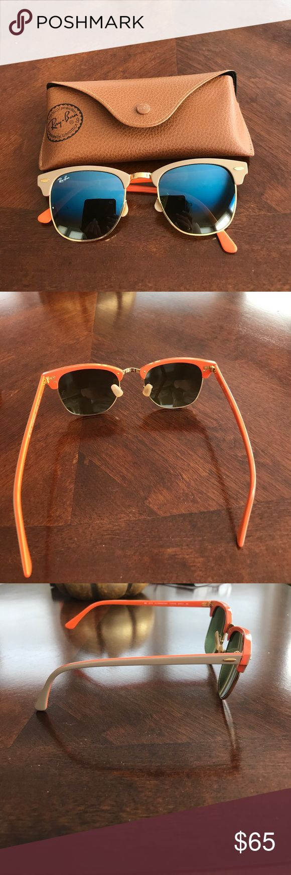 Ray.Ban clubmaster sunglasses In amazing condition with no scratches Ray-Ban Accessories Sunglasses