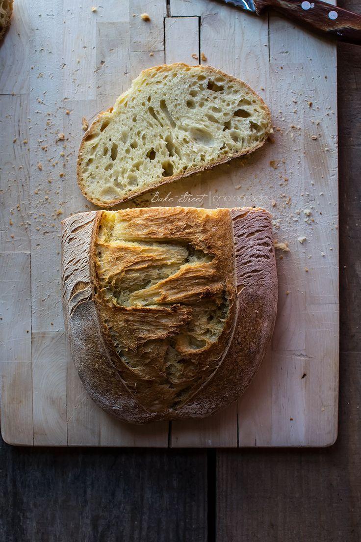 Pan de sémola de trigo duro | Bake-Street.com