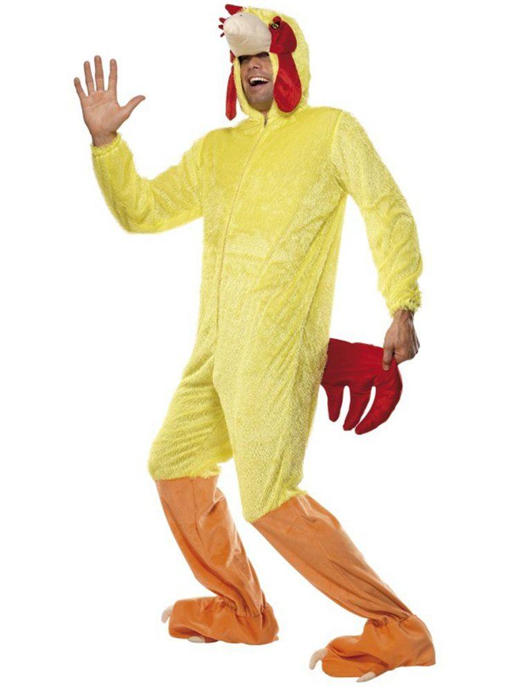 El mayor catálogo online para comprar disfraz de pollo para adulto. Precios muy económicos, envío 24 horas y devolución garantizada.