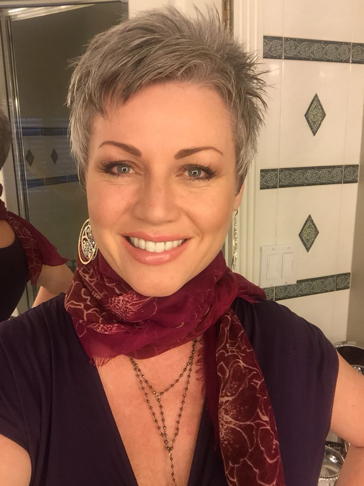 I like this length ..I fought my natural color pallet for years.... Forced…