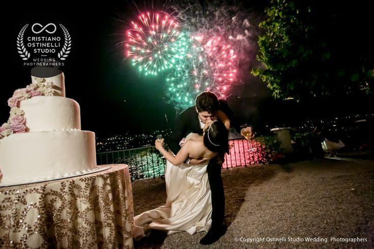 wedding at villa d'este