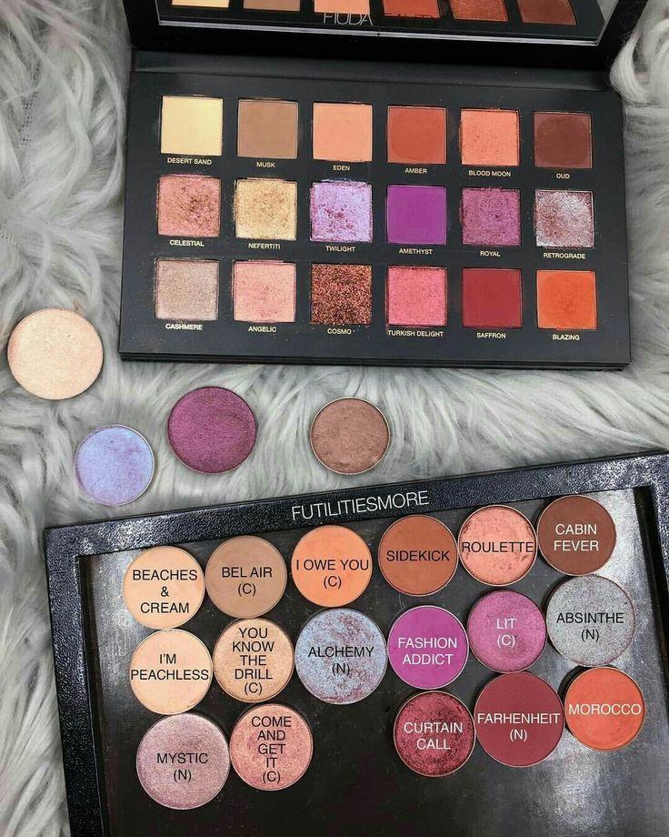 Pinterest IIIannaIII Makeup geek, Makeup geek eyeshadow