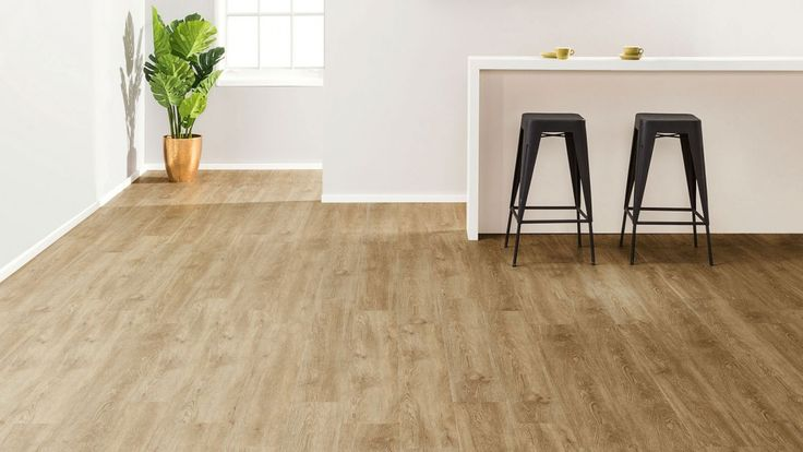Novocore Premium WPC Waterproof Flooring - Colour: Spring Walnut