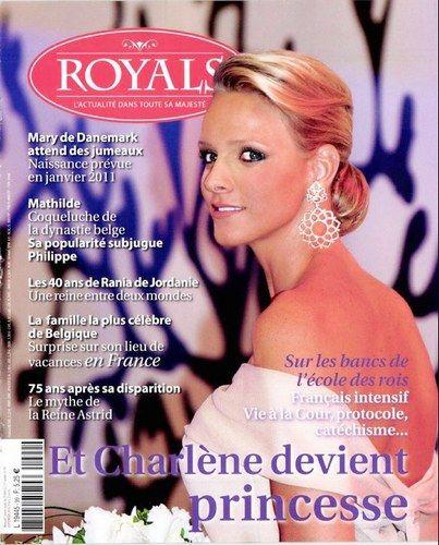 Charlene de monaco (couvertures de magazine) - Photo 40 : Album photo - m.teemix.aufeminin.com : Album photo - m.teemix.aufeminin.com -