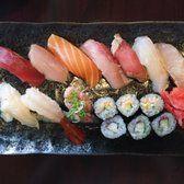Shiro's - Seattle, WA, United States. Sushi combination plate