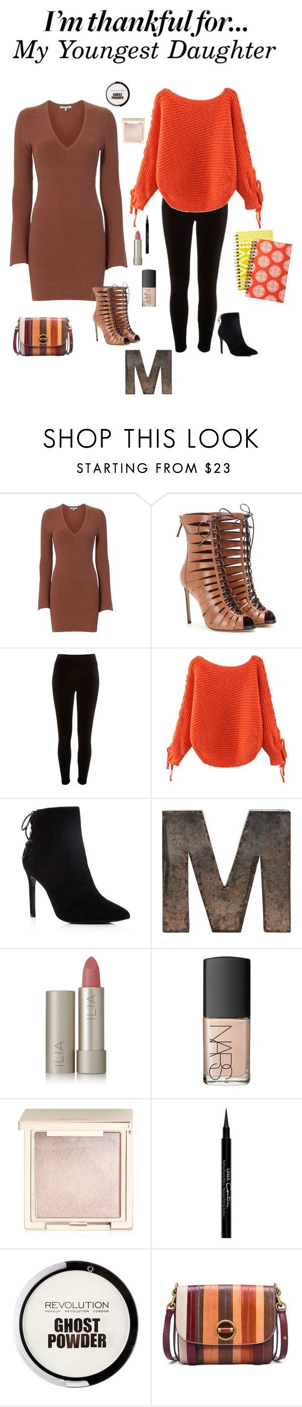 """""""M - the busiest 17 year old I know"""" by stacy-hardy ❤ liked on Polyvore featuring Torn by Ronny Kobo, Francesco Russo, River Island, Charles David, Urban Trends Collection, Ilia, NARS Cosmetics, Jouer, Givenchy and Tory Burch"""