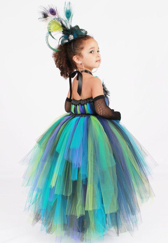 READY TO SHIP Tutu Dress  Punk Rock by Cutiepatootiedesignz, $105.00