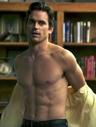 Matt Boomer! From Guiding Light to White Collar to playing in Magic Mike this summer with Channing Tatum.