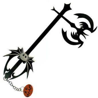 Kingdom Hearts Pumpkinhead KeybladeKingdom Heart