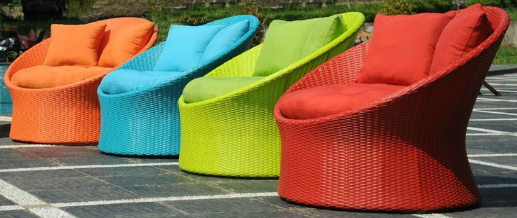 Javier 100% Outdoor Signature Collection Tub Chairs from The Furniture Shack