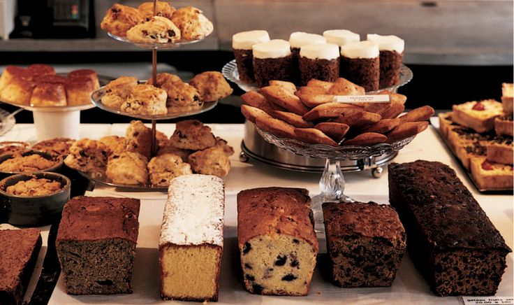 les pâtisseries ~Rose Bakery