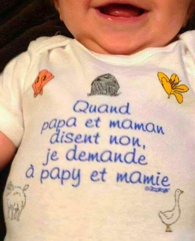 Citations option bonheur: Panneau humoristique sur les grands-parents