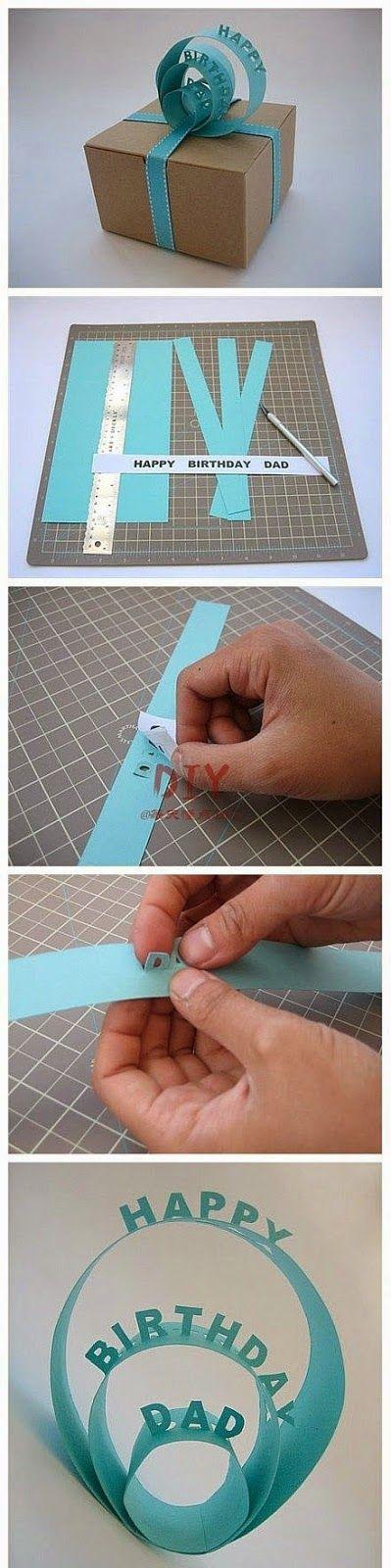 Birthdaycard DIY / Geburtstagskarte selber machen