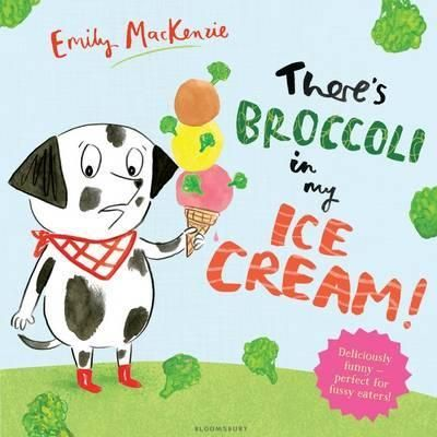 Granville the Dalmatian loves sweet, sugary, chocky wocky gooey things to eat. NOT fruit and vegetables. Which is a shame, because he comes from a long line of greengrocers and gardeners. So his family come up with a plan to persuade him to be passionate about parsnips and bonkers about broccoli. Only, Granville has a plan of his own