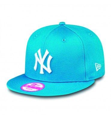 Bone NEW ERA Fashion Essential 950 New York Yankees Blue White 10917723 - EscapeShoes http://www.escapeshoes.com/en/36-caps