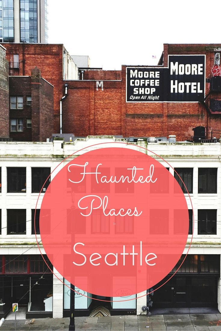 Exploring all the haunted locations in Seattle