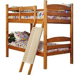 Mommy's Helper Bunk Barrier Bunk Bed Ladder Cover