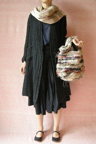 Daniela Gregis, Crochet Bag