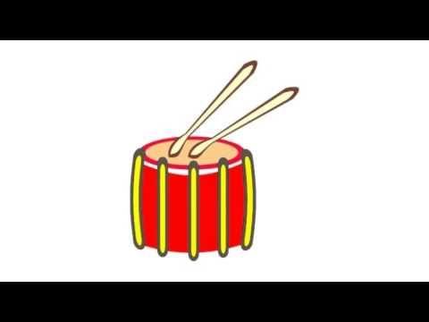 efectos de sonido - tambores - redobles