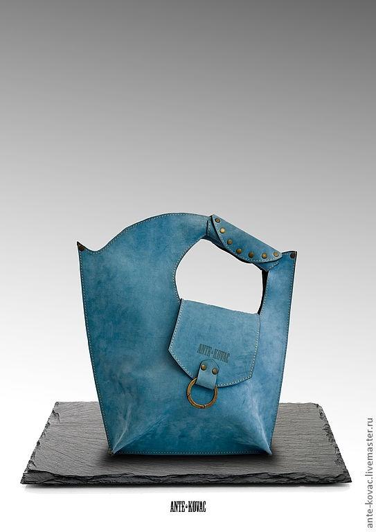 """Сумка """"Мак"""" - необычные сумки,сумки из натуральной кожи,авторские сумки из кожи"""