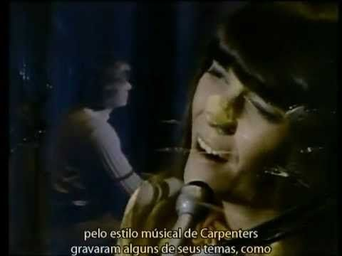 The Carpenters - Sing (Japão) Imagens do funeral de Karen Carpenters